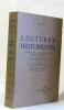 Lectures historiques documents - questionnaires - résumés - révision - le livre du maître pour l'enseignement de l'histoire deuxième volume de 1610 à ...