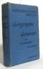 Géographie générale programme de 1902. Lespagnol G