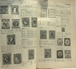 Catalogue descriptif de tous les timbres-poste et timbre-télégraphe parus depuis leur invention jusqu'en 1897 avec leurs dates d'émission leurs ...