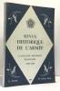 Revue historique de l'armée numéro hors série - l'aviation militaire française 1909-1969. Jouin