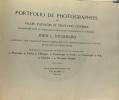 Porfolio de photographies des villes  paysages  et peintures célèbres  europe  asie  afrique  amérique du nord  du sud  ancien et nouveau monde. John ...