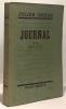 Journal 1935-1939 - tome II. Green Julien