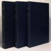 Les amours difficiles + la cellule + le séminariste --- 3 livres. Chauffin Yvonne