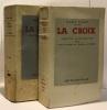La femme (t.2) + la croix (t.3) --- Christine Lavransdatter --- 2 livres. Undset Sigrid