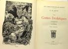 Les contes drolatiques - compositions de A. Robida - tomes un à trois / les chefs d'oeuvres de l'esprit. Balzac