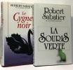 Le cygne noir + La souris verte --- 2 romans. Sabatier Robert