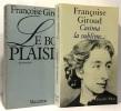 Le Bon Plaisir + Cosima la sublime --- 2 livres. Giroud Françoise