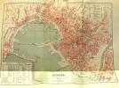Gênes  ses environs et les deux rivières (ponente et levante) - villes et paysages du monde entier n°22-25. Girard François