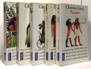 Ramsès complet en 5 tomes: 1 Le Fils de la lumière - 2 Le Temple des millions d'années - 3 La Bataille de Kadesh - 4 La Dame d'Abou Simbel - 5 Sous ...