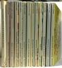 13 volumes collection: sciences et techniques illustrées: Histoire de la fusée Histoire de la monnaie et de la finance histoire de la chimie histoire ...