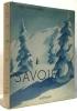 La Savoie - couverture de Samivel ouvrage orné de 155 héliogravures. Guichonnet Paul