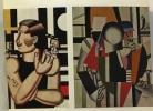 Fernand Léger - Grand Palais Octobre 1971 - Janvier 1972 + Henri Matisse Avril-Septembre 1970 Grand Palais. Léger Fernand  Matisse
