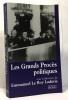 Les Grands Procès politiques. Emmanuel Le Roy Ladurie Jean-Clément Martin