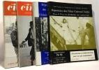 Image et son  la revue du cinéma - répertoire des films Citévox-Ufoléis Programmation 71-72 + Programmation 73-74 + Programmation 75-76 + ...