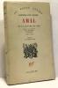 Amal et la lettre du Roi - traduit de l'anglais par André Gide et suivi de Chitra traduit par Nicole Balbir. Tagore Rabindranath
