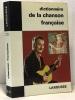 Dictionnaire de la chanson française. Vernillat  Charpentreau