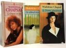 La femme en moi + On attend les enfants + La femme abandonnée --- 3 livres. Chapsal  M