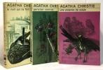 La nuit qui ne finit pas + pension vanilos + une poignée de seigle --- 3 livres. Christie Agatha