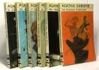 Le Crime du Golf + Les écuries d'Augias + Mr Quinn en vayage + le mystère de listerdale + Allo  Hercule Poirot + les travaux d'hercule --- 6 livres. ...