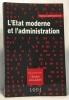 L'État moderne et l'administration : Nouveaux contextes  nouvelles éthiques  nouveaux experts. Join-Lambert Marie-Thérèse