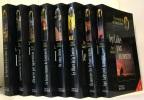 """8 romans collection """"une enquête de Sir Malcolm Ivory: Un meurtre chez les francs-maçons + Sept ladies pour un meurtre + La double mort de Thomas ..."""