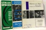 Répertoire des films en distribution hors série ADV 3 + Répertoire des films 16mm eb dustrubution H.S. ADV4 + Répertoire des films 16 mm en ...