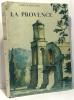 La Provence - couverture de Paul Bret ouvrage orné de 199 héliogravures. Mauclair Camille