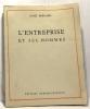 L'entreprise et ses hommes. Bernard Aymé
