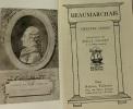 Théâtre choisi - introduction par Emile Faguet édition lutecia - le barbier de séville  le mariage de figaro  la mère coupable  mélanges vers et ...