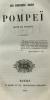 Les derniers jours de Pompeï imité de Bulwer 8e édition. Bulwer (imité De)