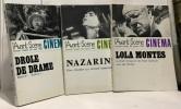 L'avant scène Cinéma 3 numéros: 88: Lola Montès + 89 Nazarin + 90 Drôle de drame. Collectif