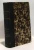 Daphnis et Chloé + Lettres Persanes (1864) --- 2 livres compilés en un volume. Longus  Courier (traduction) + Montesquieu