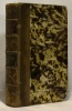 L'envers de l'histoire contemporaine Z. Marcas + le député d'Arcis --- scène de la vie politique 2 livres compilés dans un volume. Balzac Honoré (de)