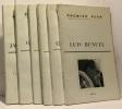 Premier plant hommes oeuvres problèmes du cinéma 6 numéros: n°13 Bunuel+ n°14 Prévert + n°16 Welles + n°17 Visconti + n°19 Vigo + n°28 Chaplin. ...