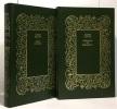 John l'Enfer + Abraham de Brooklyn --- 2 livres. Decoin Didier