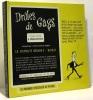Drôles de gags - ciné livre 3 dimensions - Le soupirant héroïque  Marilyn - le premier spectacle de poche. DUC