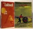Le bâtard + L'île d'été --- 2 livres. Caldwell Erskine