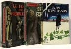 Le fond du problème + Orient Express + La fin d'une liaison --- 3 livres. Greene Graham