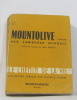 Mountolive. Durrell Lawrence