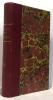 Napoléon - préface de Bidou traduction Stern. Ludwig Émil