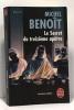 Le Secret du treizième apôtre. Benoît Michel