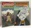 La Baleine Blanche + Les Transsibériennes --- 2 livres. Lanzmann Jacques
