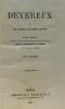 8 romans en 15 volumes: Devereux + Ernest Maltravers + Eugène Aram + Pisitrate Caxton + Mon roman + Pelham + Qu'en fera-t-il? Le jour et la nuit. ...