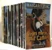 13 romans policiers: Crime chez la reine Triple crime chez la princesse un noyé dans l'étang de la reine une bombe pour la reine complot sanglant au ...
