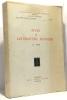 Studi di letteratura francese II 1969 - biblioteca dell' archivum romanicum. Bertoni Giulio