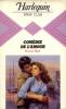 Comédie de l'amour (Harlequin). West Nicola