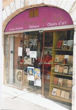 Librairie aux Trésors de Nad