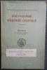 Bibliographie d'Histoire Coloniale (1900-1930) - Belgique.. HUISMAN (Michel) et JACQUET (Paul).