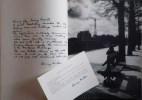 Paris des rêves. Textes manuscrits en fac-similé de : Audiberti, Dominique Aury, Marc Bernard, J-R Bloch, Gaston Bonheur, André Breton, Henri Calet, ...