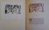 Tropique du Cancer. Lithographies en couleurs de Timar.. Avec 2 aquarelles, 1 encre et 1 crayonné originaux - [TIMAR (Emeric)] - MILLER (Henry).